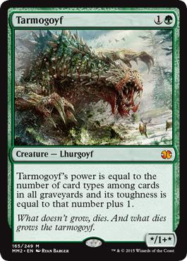 Tarmogoyf - Magictime.it